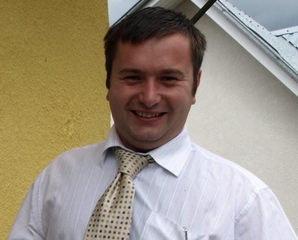 Wójt Rafał Narloch
