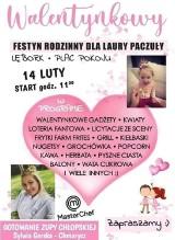 Festyn rodzinny dla Laury Paczuły. Początek 14 lutego o 11.00 na placu Pokoju