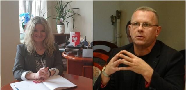 Krzysztof Urbański został zastępcą burmistrza Krośniewic - Katarzyny Erdman (PiS)