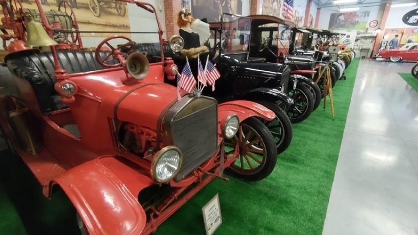 Muzeum Ford Mobil w Będzinie prezentuje wyjątkową kolekcję...