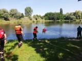 Ćwiczenia z ratownictwa wodnego krotoszyńskich strażaków [ZDJĘCIA]