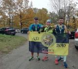 Zawodnicy Szerszenia życiówkami zakończyli biegowy sezon