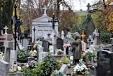 Cmentarz miejski w Kaliszu. Mężczyzna wpadł do grobowej krypty