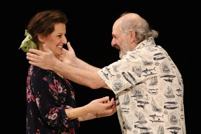 ruchele wychodzi za mąż w teatrze żydowskim