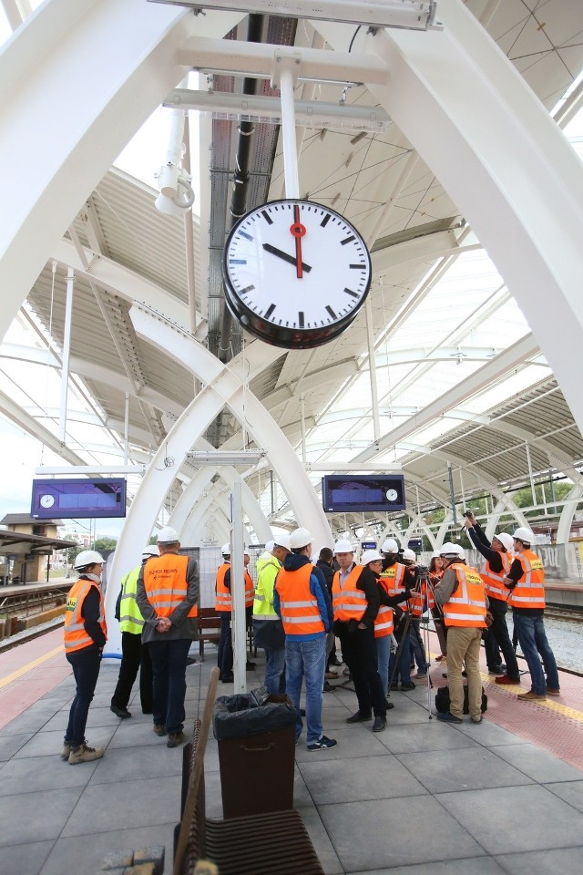 Dworzec w Gliwicach po remoncie ma być dworcem klasy premium, jednym z szesnastu takich w kraju