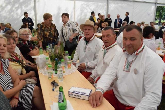 Winiec dożynkowy Łukowic Brzeskim doceniony w konkursie.