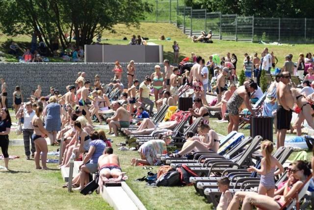 W sobotę 29 maja otwarcie basenu przy ul. Źródlanej w Żarach.