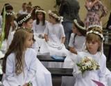 Pierwsza Komunia Święta odbyła się w kościele Św. Stanisława [ZDJĘCIA]