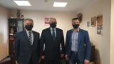 Margonin: wizyta Wiceministra Rozwoju w Margoninie