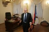 Piotr Uszok, prezydent Katowic, podjął wyzwanie Ice Bucket Challenge