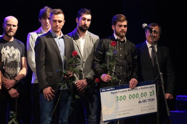 Nagrody prezydenta miasta Tychy w dziedzinie kultury i sztuki oraz koncert promocyjny w wykonaniu Meli Koteluk