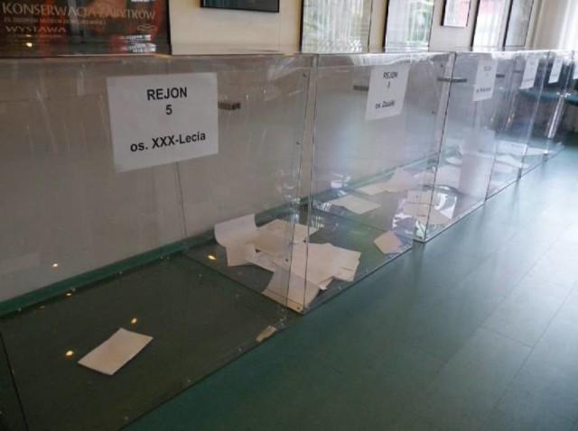 Na dzień dzisiejszy najwięcej głosów oddali mieszkańcy osiedla Rejowiecka, oddali łącznie 979 głosów