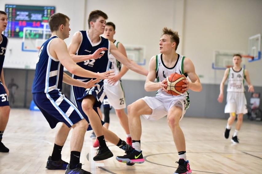 Konrad Szymański, koszykarz Enei Zastalu BC Zielona Góra.