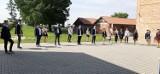 Pożegnanie ósmoklasistów w Szkole Podstawowej w Baszkowie [ZDJĘCIA]