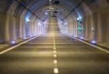 Prace gwarancyjne w Tunelu pod Martwą Wisłą i na torowisku na rondzie przy Marynarki Polskiej. 10-13.06.2021 r. Utrudnienia dla kierowców