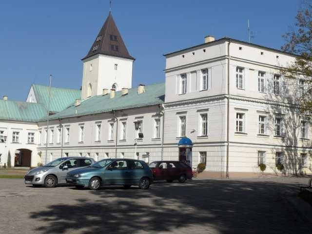 Jeden z powodów do dumy - pałac Zespołu Śląsk w Koszęcinie
