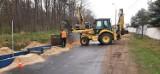 Trwa remont ulicy Antoniewskiej w Skokach. Jak aktualnie wyglądają prace?