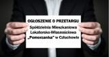 """Spółdzielnia Mieszkaniowa Lokatorsko-Własnościowa """"Pomorzanka"""" w Człuchowie ogłasza przetarg"""