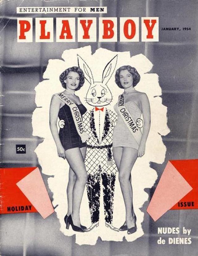 Hugh Hefner żegna się z Playboyem na zawsze. Przypominamy kultowe i gorące okładki [ZDJĘCIA]