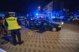 Pościg w Koszalinie: Przejechał policjantowi po nogach. Funkcjonariusz wyciągnął broń i strzelił w opony [ZDJĘCIA]