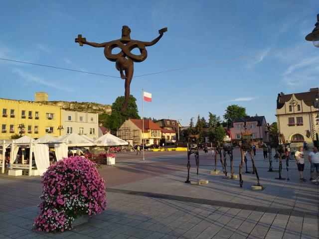 Wieczór w Olsztynie