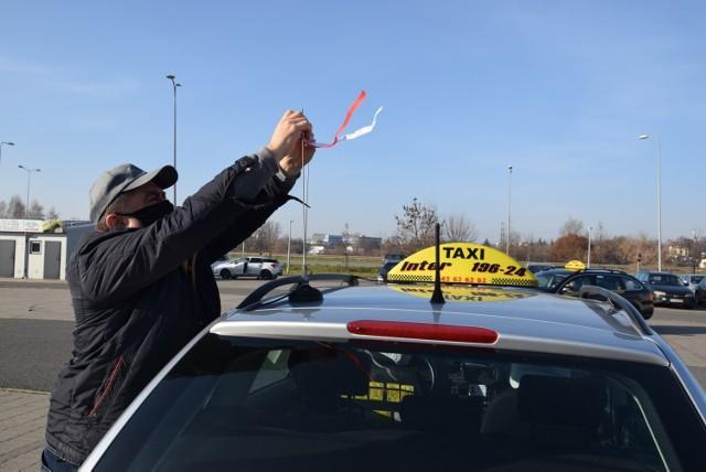 Policjanci nadal protestują przeciwko brakowi pomocy państwa