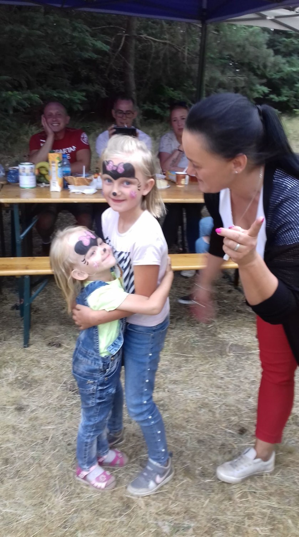 Podczas ostatniego pikniku rodzinnego w Gostchorzu na rzecz...
