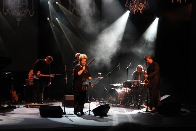 Lora Szafran dała rewelacyjny koncert z piosenkami Cohena