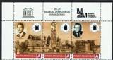 Malbork. 60-lecie Muzeum Zamkowego na znaczku pocztowym. Upamiętnili pierwszego dyrektora i konserwatora