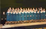 Wspomnienie chóru żeńskiego Ostinato ze Szczecinka. Rozsławiał I LO i Szczecinek [zdjęcia]