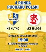 Jutro KS Kutno zagra z ŁKS II Łódź. Sprawdź ostatnie statystyki