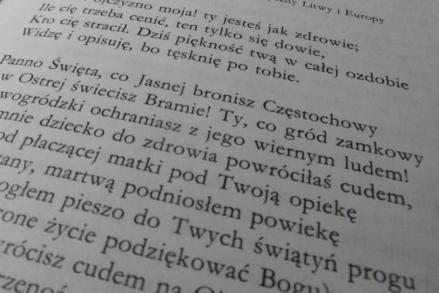 """""""Pan Tadeusz"""""""