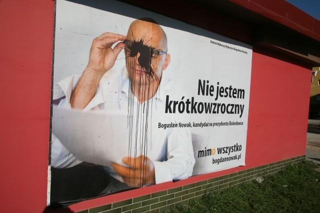 W Bolesławcu ruszyła ostra wyborcza walka