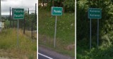 Śmieszne nazwy miejscowości na Pomorzu - poznaj je!