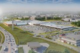 W Krakowie powstanie ogromny OUTLET. 120 sklepów! Budowa kompleksu handlowego rozpocznie się wiosną [WIZUALIZACJE]