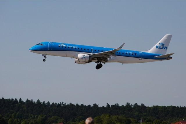 Na stronie internetowej KLM można już rezerwować bilety z Łodzi przez Amsterdam na cały świat