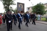 Gm. Duszniki. Sędziny powitały kopię obrazu Matki Boskiej Częstochowskiej
