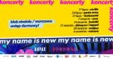 My Name Is New Festival w letniej odsłonie Klubu Stodoła! 8 darmowych koncertów wschodzących gwiazd polskiej sceny alternatywnej!