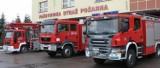 Łomża. W pożarach zginęło 11 osób, obrażenia ciała odniosło 112 osób. Strażacy podsumowali rok