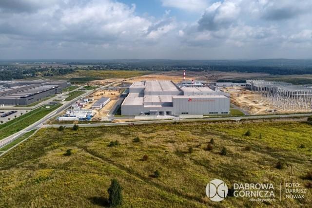 Koreański inwestor oficjalnie otworzył swój nowy zakład w Dąbrowie Górniczej   Zobacz kolejne zdjęcia/plansze. Przesuwaj zdjęcia w prawo - naciśnij strzałkę lub przycisk NASTĘPNE