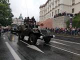 Powrót Operacji Południe: militarne samchody przejechały przez ulice Bielska-Białej (ZDJĘCIA)