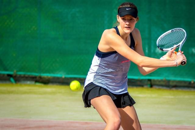 Zielonogórska tenisistka Martyna Kubka wystartowała w Australian  Open.