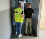 Liczne kradzieże w powiecie oleśnickim. 31-letni mężczyzna zatrzymany