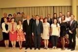 16 nauczycieli otrzymało nagrody od burmistrza Margonina