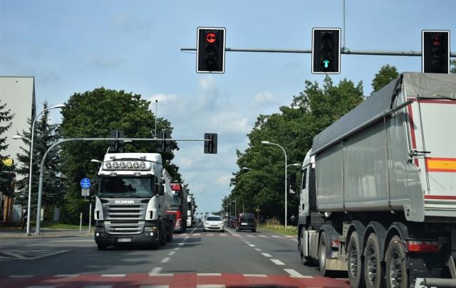 Obwodnica Tarnobrzega ma wyprowadzić ruch tranzytowy z centrum miasta.