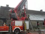 Powiat drawski: Pożar budynku mieszkalnego w Miłkowie!