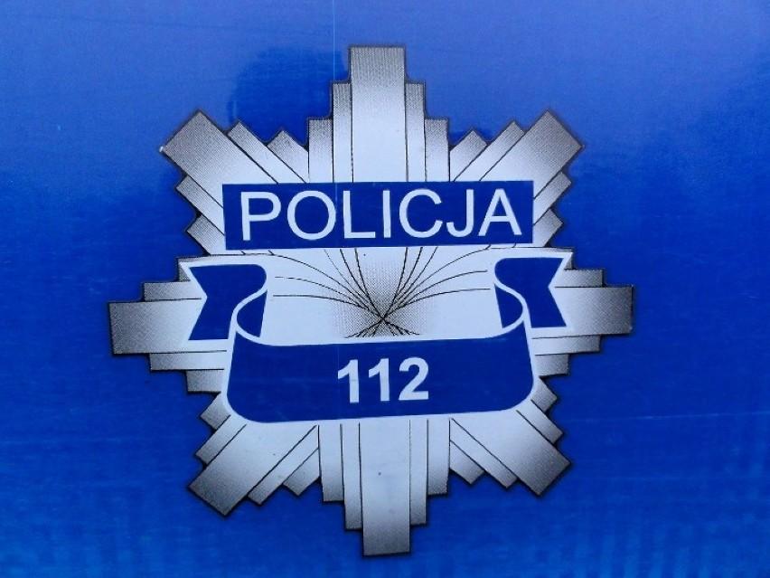Sławno policja