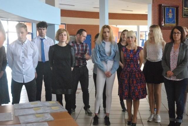 Egzamin gimnazjalny 2018 w Lesznie