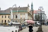 Trwa remont Muzeum Okręgowego przy Gdańskiej w Bydgoszczy. Zaraz zacznie się rozbudowa