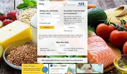 Darmowa Dieta Nfz Jadlospis Online Lista Zakupow I Przepisy Na